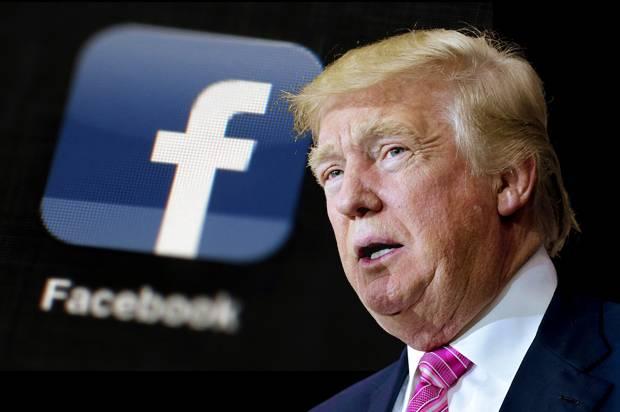 Facebook: Donald Trump récupèrera ses comptes à partir du 7 Janvier 2023