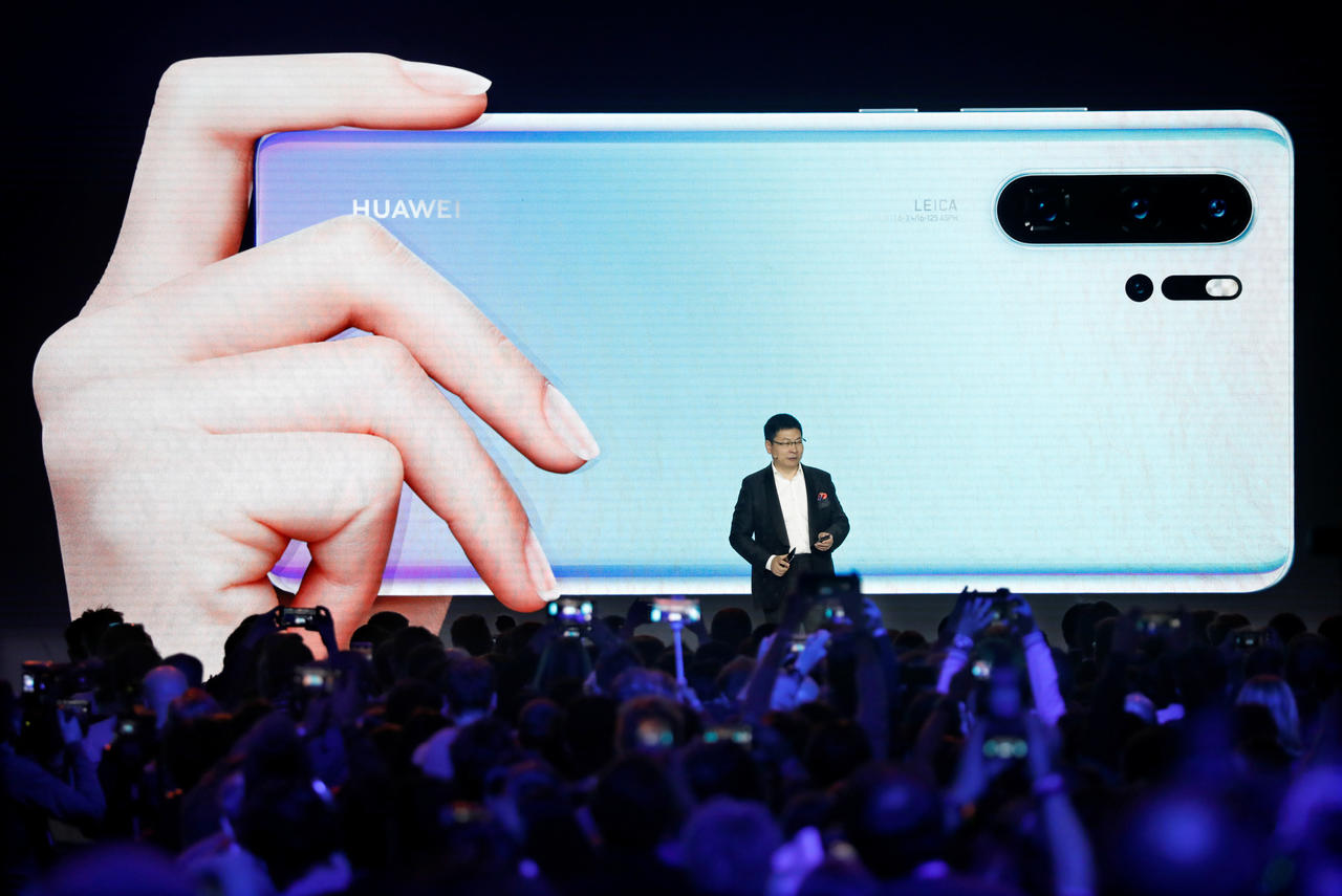 Huawei reste le troisième plus gros vendeur de smartphones au monde