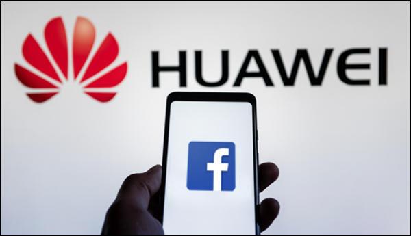 Huawei n'a plus le droit d'installer Facebook sur ses smartphones