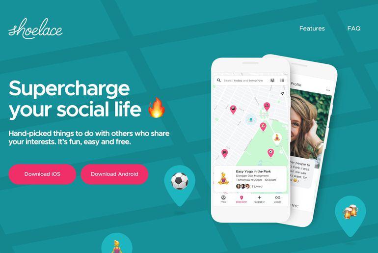 Google présente son nouveau réseau social : Shoelace