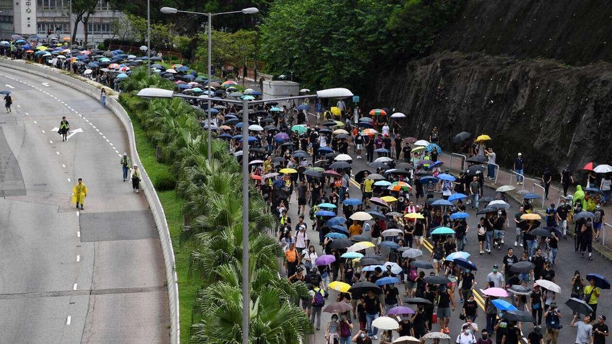 Hong Kong : YouTube supprime plus de 200 chaînes de propagande chinoise