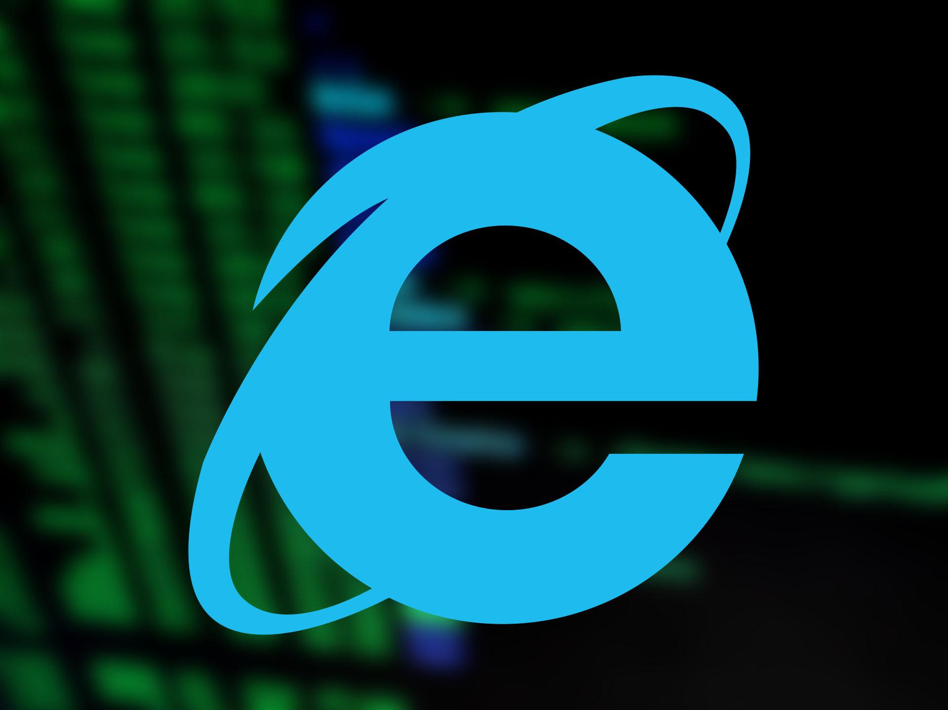 Il est temps de laisser tomber Internet Explorer
