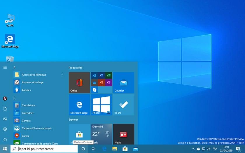Windows 10 pourrait devenir compatible avec les applications Android