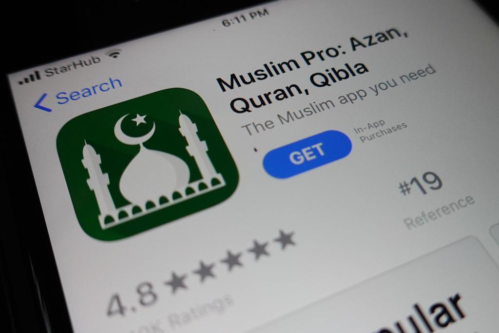Qu'est-ce que Muslim Pro, l'appli soupçonnée d'avoir renseigné l'armée américaine ?