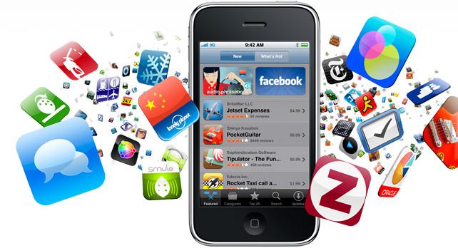 100 milliards de dollars ont été dépensés en apps mobiles en 2020
